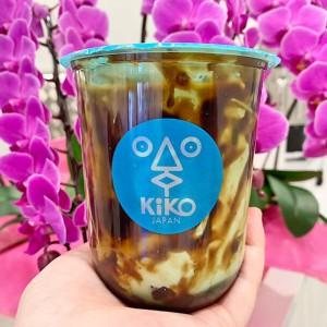 カップのデザインがかわいい♪ 珍しい国産タピオカのお店「タピオカKiKO」 – PR