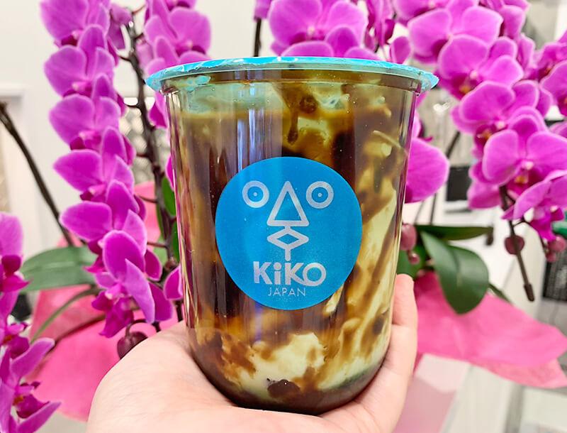 タピオカKiKO 抹茶ミルク