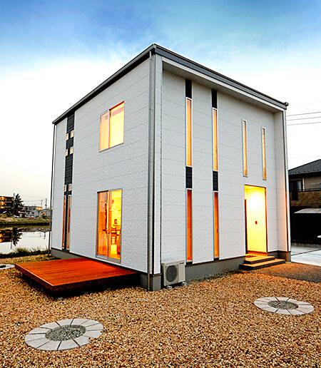 不動産のクラリス モデルハウス