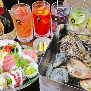 宇都宮の「酒場ルゲンテン」で、鮮度抜群の魚介を堪能! – PR