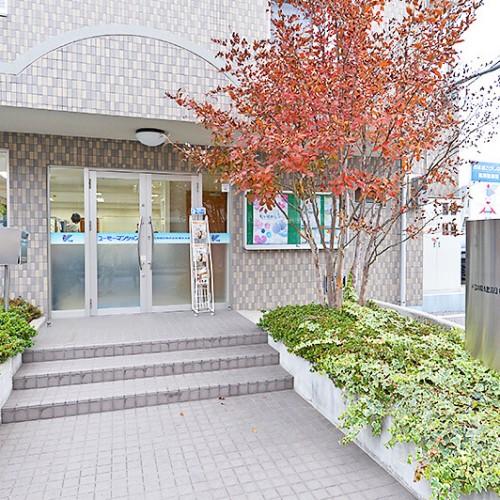 ユーミーマンション栃木支店 入口