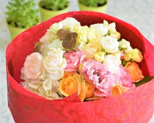 花正生花店の花束