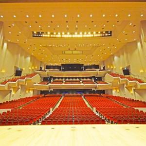 コンサートも舞台もおまかせ! 宇都宮市文化会館