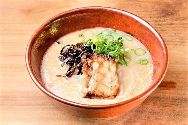 麺工房風の杜のラーメン「白風」