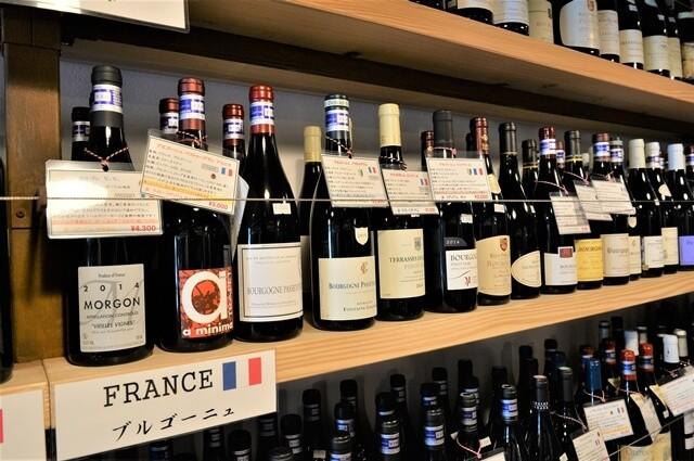 ブルゴーニュ産のワイン