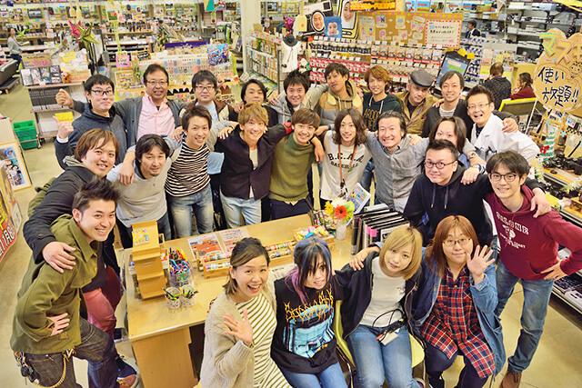 サトーカメラ宇都宮本店のスタッフ