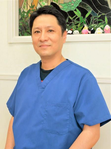 副医院長の赤坂直樹さん