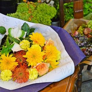 「花のある人生をあなたと一緒に! 」宇都宮の花屋さんffHK花亀が素敵!!