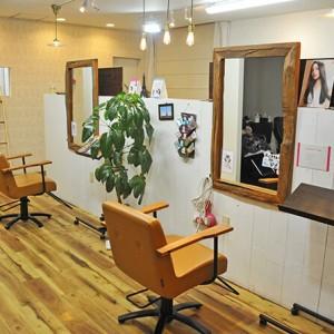 ゆいの杜のヘアサロン「Hair Atelier sourire」で気軽にヘアチェンジ!