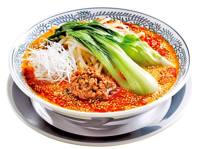 丸源ラーメン「丸源担々麺」