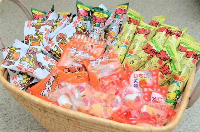 シモジマの駄菓子