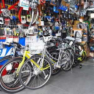 良質な中古自転車をお得に販売! パンクも修理も「タマリン」へ!  – PR