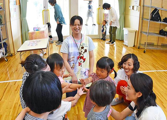 恵光幼稚園の預かり保育