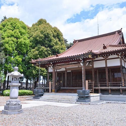 惠光寺本堂