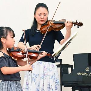 プレミアムなグランドピアノでレッスン! 「カワイ音楽教室ミュージックスクールゆいの杜」- PR