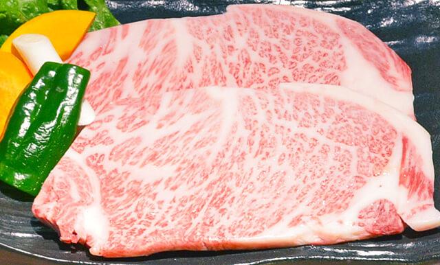 炭火焼肉おおつかのこだわりのお肉