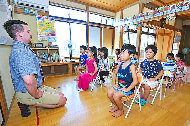 アイエルワイ国際幼児園の礼儀作法
