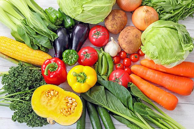 あぜみちマルシェ野菜イメージ画像