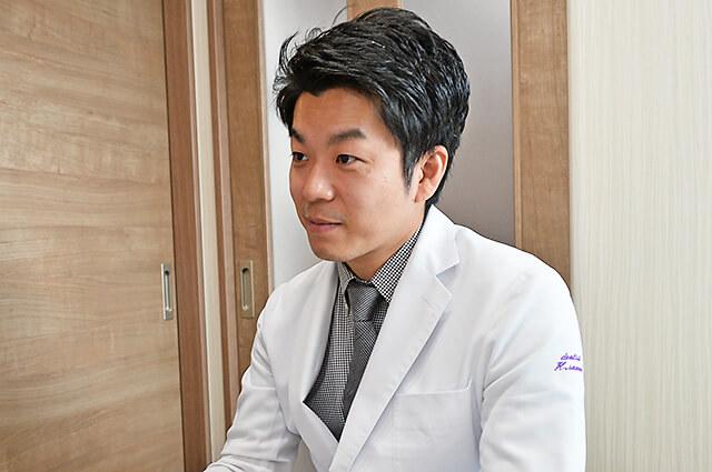 佐貫歯科矯正歯科の院長先生