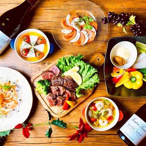 居酒屋&バル 直送牡蠣とお肉とワイン 伊ノ祐 料理の写真