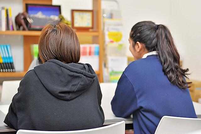 アティスインターナショナル日本語に通う生徒さん