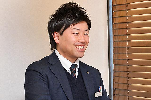 三和住宅 宇都宮東口店の店長さん