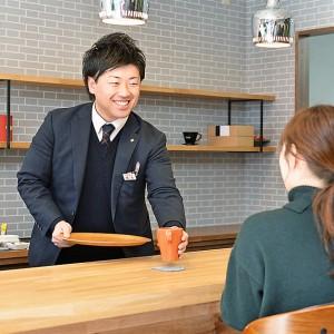 プロならではのアドバイスをカフェのような空間「三和住宅 宇都宮駅東口店」で - PR