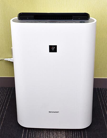 ホテルサンシャイン宇都宮 加湿機能付き空気清浄機