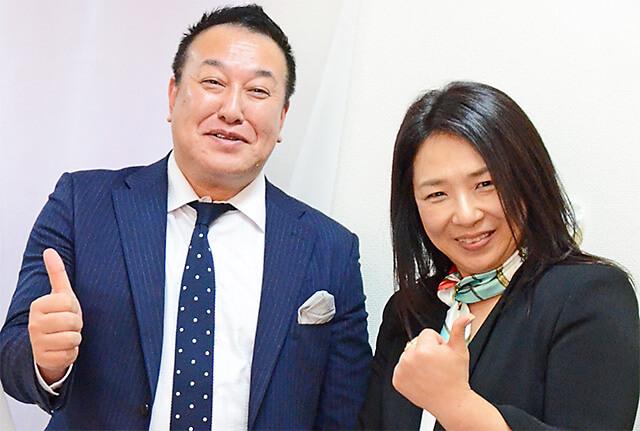 結婚相談所 Kizuna宇都宮 心理カウンセラーのお二人