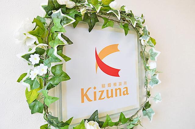 結婚相談所 Kizuna宇都宮 看板